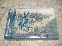 Waterloo 1815 AP021  Prussian Hussars 1813 - 1815
