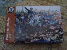 Waterloo 1815 AP020  Prussian Infantry 1815