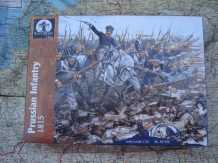 Waterloo 1815 AP030  Prussian Infantry 1815