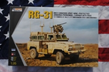 KIN61010 RG-31 Mk.3 Canadian Army Mine-Protectes Armoured Personnel Carrier with RWS