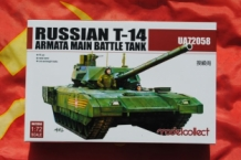 UA72058 RUSSIAN T-14 Armata Main Battle Tank