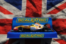 ScaleXtric C2987 RENAULT F1 2009 No.7 F.ALONSO