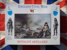 A CALL to ARMS 3214  ROYALIST ARTILLERY Engelse burgeroorlog