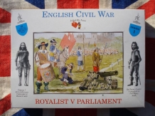 A CALL to ARMS 3201  ROYALIST V PARLIAMENT Engelse burgeroorlog