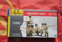 "Heller 49603  RUSSIAN INFANTRY ""RED ARMY"""