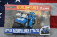 Revell 00082 SPACE MARINE BIKE ATTACK