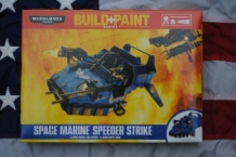 Revell 00081 SPACE MARINE SPEEDER STRIKE