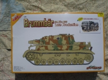 CH9117  Sd.Kfz.166 BRUMMBÄR Late production