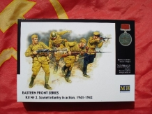 MB.3523  Soviet Infantry in action 1941-1942