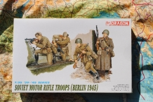 DML6019  SOVIET MOTOR RIFLE TROOPS