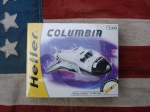 Heller 49726  Space shuttle Colombia 1:400