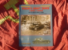 CO.7012  Stalins's heavy Tanks 1941-1945 Soviet tank