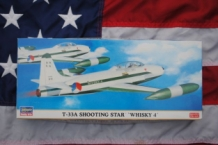 "Hasegawa 00706 T-33A SHOOTING STAR ""WHISKY 4"""