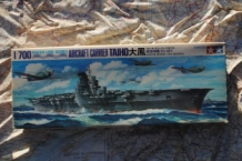 Tamiya A050 TAIHO Imperial Japanese Navy Aircraft Carrier