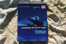 HA1055  Lockheed TF-104 Starfighter Klu Fighter