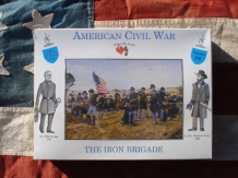 A CALL to ARMS 3218  THE IRON BRIGADE Amerikaanse burgeroorlog
