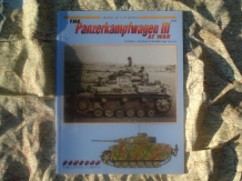 Concord 7010  The Panzerkampfwagen III at War Wehrmacht