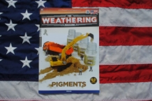 A.MIG-4518 The Weathering Magazine No.19 Pigments