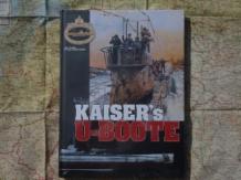 HC.978-2-913903-96-8  The KAISER'S U-BOOTE