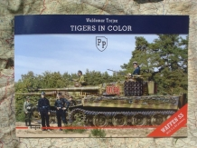 TC.978-83-60041-36-9  TIGERS IN COLOR WAFFEN-SS