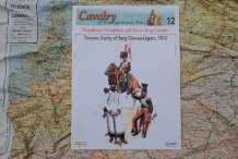 OPNV.012  Napoleon's Westfalian and Kleve-Berg Cavalry Trooper,