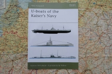 OPNV.050  U-BOATS OF THE KAISER'S NAVY - WORLD WAR I