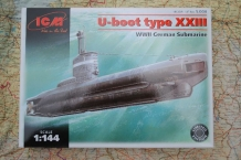ICM S.004  German U-Boot Type XXIII