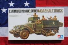 Tamiya 3570 U.S. ARMOURED PERSONNEL CARRIER M3A2 HALF TRACK