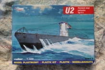 MIH40023  U-2 German U-Boat Type IIA