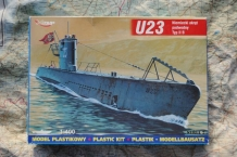 MIH40024  U-23 German U-Boat Type IIB WWII