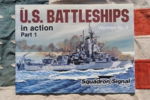 SQS4003  US BATTLESHIPS in action Part 1