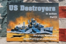 SQS4021  US Destroyers in action