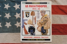 OPNV.026  US PARATROOPER 1941-45 Weapons-Armor-Tactics