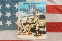 OPNV.001  US SPECIAL FORCES of World War Two