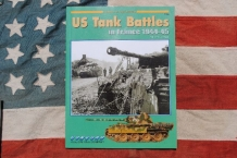 CONCORD 7050  US Tank Battles in France 1944 - 1945