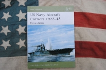 OPNV.114 US NAVY AIRCRAFT CARRIERS 1922 - 1945