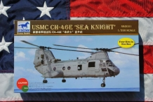 "Bronco NB5031  USMC CH-46E ""SEA KNIGHT"" Helicopter"
