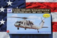 "Bronco NB5034  USMC MH-60S ""KNIGHTHAWK"" Helicopter"
