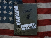 HC.978-2-915239-99-7  USMC Uniforms & Equipment 1941-1945