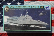 Bronco NB5025  USS INDEPENDENCE LCS-2