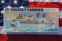 Revell H5000 USS Saipan LHA-2 ASSAULT SHIP U.S.Navy Amphibious Assault Ship