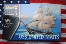 Revell 05606 USS UNITED STATES