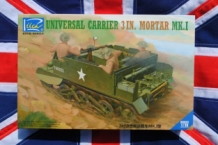 RIICH RV35017 Universal Carrier Mk.I with 3in. Mortar Mk.I