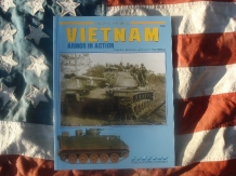 CO.7040  VIETNAM Armor in Action US Army