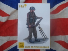 HäT.8227  WW2 British Mortars
