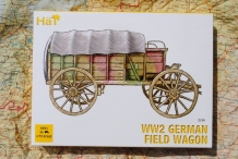 HäT.8261  WW2 GERMAN FIELD WAGON