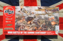 A50178 WWI BATTLE OF THE SOMME CENTENARY