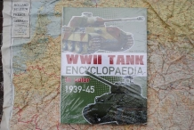 HC.83-60041-08-3  WWII TANK ENCYCLOPAEDIA In Color 1939 - 1945