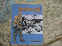 CO.6528  WAFFEN - SS in action WO2 boek Concord