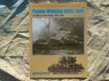 CONCORD 7035  Panzer-Division 1935 - 1945 War on Two Fronts 1943-1945